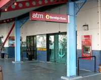 Bendigo Bank ATM at Darwin Wharf