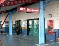 Bendigo Bank ATM at Darwin Wharf
