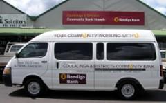 Coolalinga Community Bus