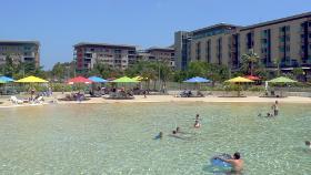 darwin australia developments and wave pool