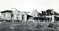 Darwin Post Office destroyed in 1942