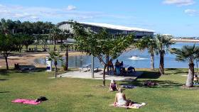 Darwin City Beach