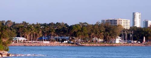 Darwin Traler Boat Club and Darwin