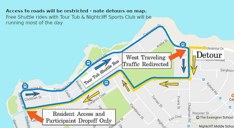 Seabreeze road map