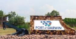 Port of Darwin Entrance