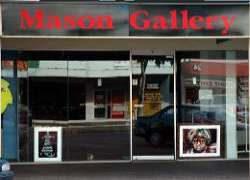 Mason Aboriginal Desert Art Gallery