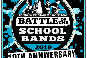 Battle of school bands logo