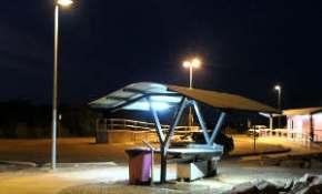 Palmerston ramp facilities