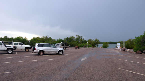 Middle Arm Boat Ramp