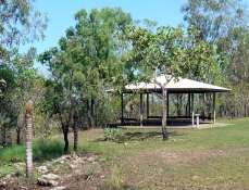 Shade and picnic facilities