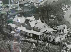 Cyclone Damage  Government House