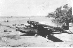 Catalina Flying Boat at Doctors Gully