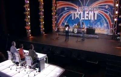 Australia's got Talent Audition
