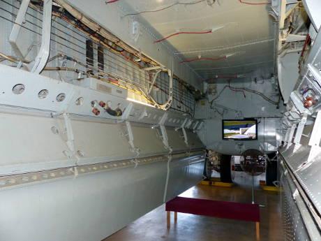 B52 Bomb Bay