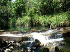 Berry Springs Weir