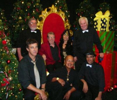 Bob Marshall Seven Piece Band
