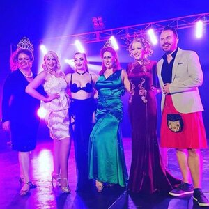 Burlesque Idol Adelaide 2019 winners