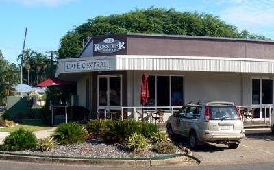 Rossiter Street Cafe