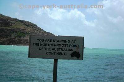 Tip of Cape York