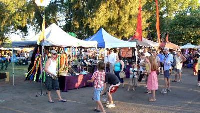 Mindil Beach Sunday Markets
