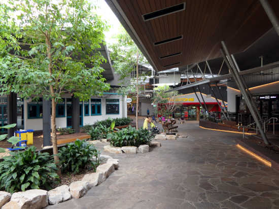 Casuarina Quarter Walkway