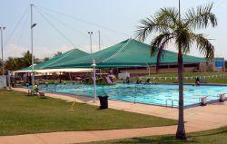 Casuarina Pool.