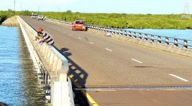 channel island bridge