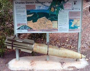 Charles Darwin park info