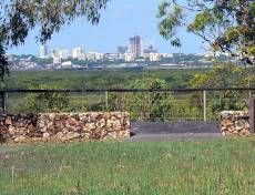 Darwin view from Park