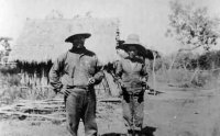 Two chinese miners c.1910