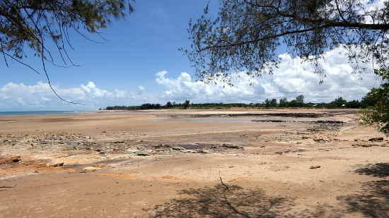 Casuarina Coastal Reserve beaches