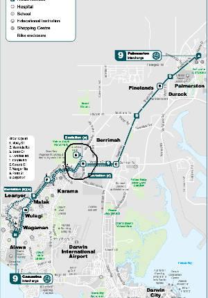 bus 9 route