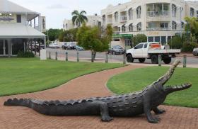 Crocodile Park Cullen Bay