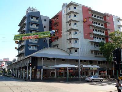 Darwin Central Hotel