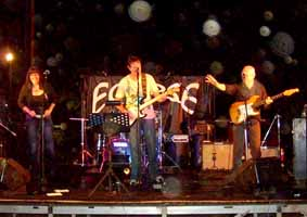 ECLIPSE Country Rock band will kick off the party after 9.30p till late!
