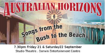 Australian Songs from the Bush to the Beach