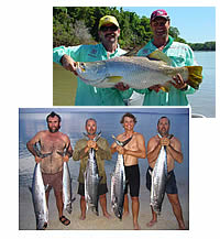 Darwin Game Fishing