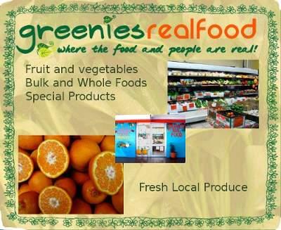 Organic Produce at Rapid Creek