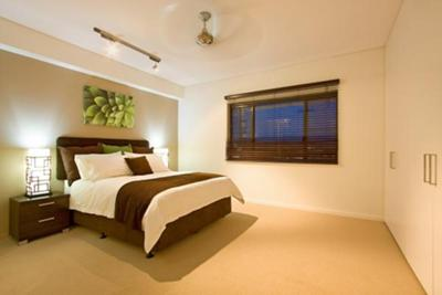 3 Spacious bedrooms