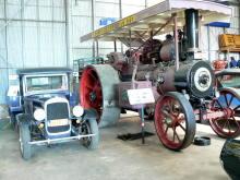 Car Museum at the QANTAS Hangar