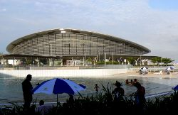 Darwin Convention Centre and Wave Pool