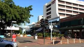 Darwin Mall