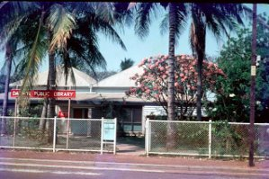 Darwin Public Library