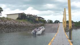 Dinah Beach ramp