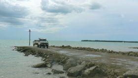 Doyles boat ramp