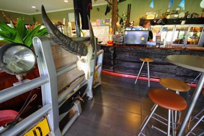 The Bent Bull Bar & Grill