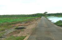Fogg Dam causeway