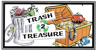 Freds Pass Trash 2 Treasure