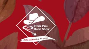 freds pass show logo