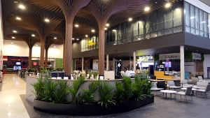 Inside Gateway Shopping Centre